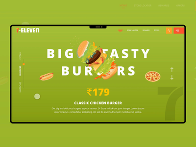7eleven Redesigning Concept