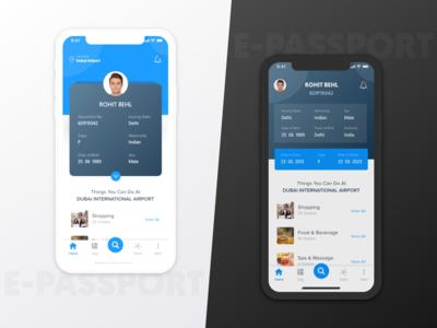 ePassport Travel App