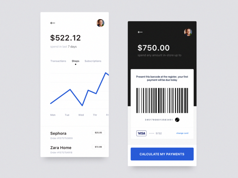 Fintech Transaction Mobile Application chart analytics exchange design cryptocurrency bitcoin interface decentralized platform informational graphic blockchain clean interaction app design product web business mobile dashboard