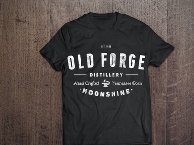 Old Forge Distillery T-Shirt