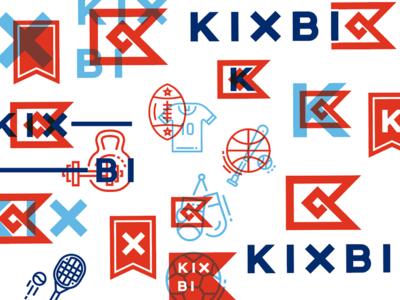 Kixbi Brand Board