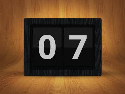Flipflop clock