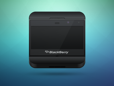 Blackberry Z10 Icon