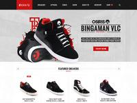 Fullsize view homepage