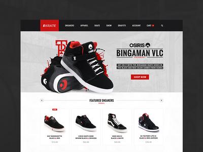 EKRATE - Homepage