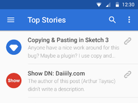 Android l ui dn