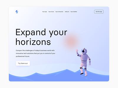 Website AI Technology app product design webui webdesign website illlustration artificialintelligence ai branding inspiration designer ux ui