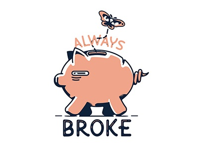 Always Broke