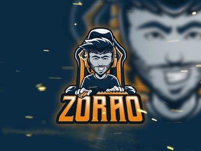 Mascot Logo ZORAO