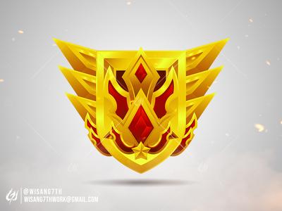 Badge shield