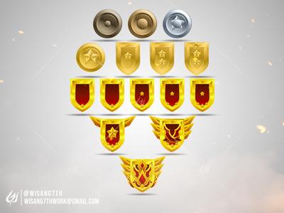 Badges emblem