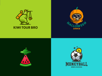 JKD Logos Collection/2 lettering ufo sport fruit skull behance type logo лого логотип jkdesign jkd