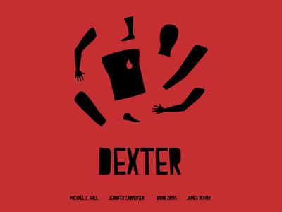 Dexter like Saul Bass
