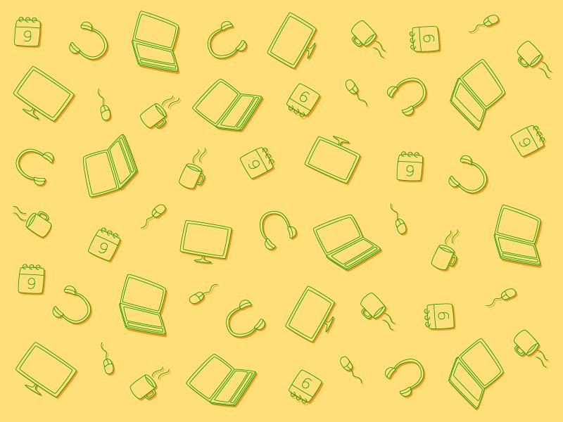 Pattern tech texture illustration pattern
