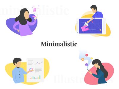 Minimalist Illustrations
