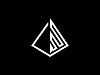 Work in progress logolove logodesign logo linework pyramid branding
