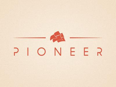 Pioneer (Re)Brand by Leon Vogler - Dribbble