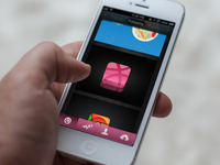 Dribbble App