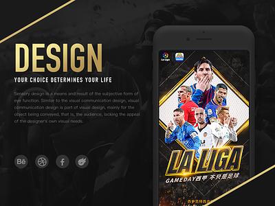 GameDay app ui football app sports basketball fantsey