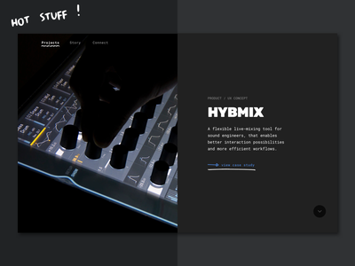 Portfolio 2017 responsive ixd hfg fritz frizzante fritz hybmix interface ux designer interaction designer portfolio portfolio 2017