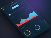Conceptual LMS App UI