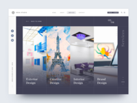 Conceptual Service Web Page
