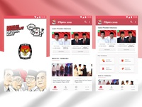 #exploration - Indonesian presidential election