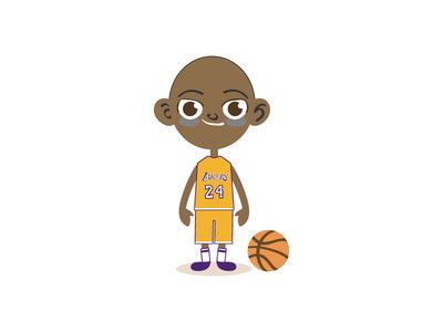 Basketball-Kobe Bryant