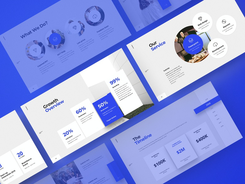 Voodoo Powerpoint Template animated presentation layout presentation template presentation design presentation powerpoint design google slide keynote free powerpoint template free keynote free googleslide free email signature business