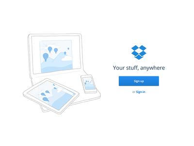 Dropbox.com homies
