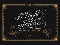 A Night at the Palace