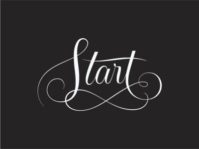 just *start*