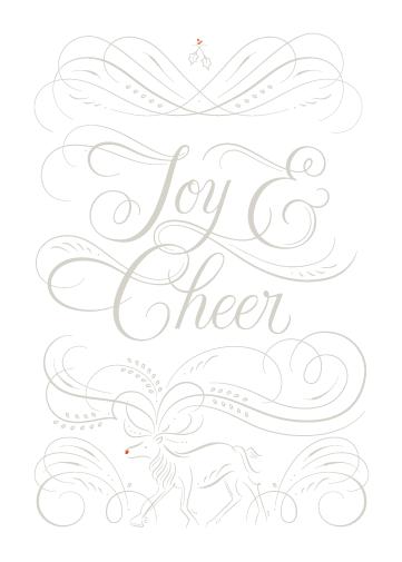 Joy and cheer hurray