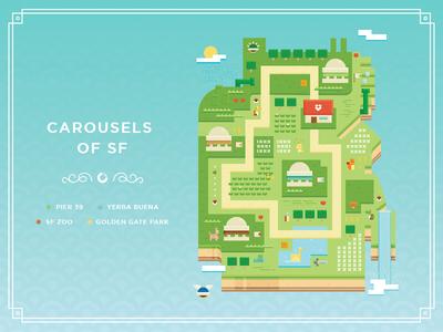 Carousels of SF