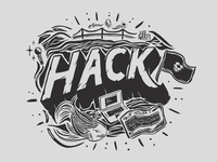 Hack Week shirt
