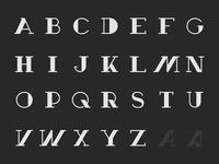 GANDHI™ Typeface ABC