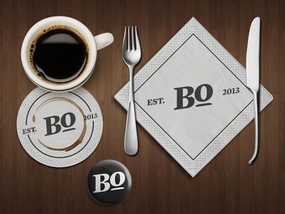 BARRIO 'BO' ESSENTIALS wbd branding print mockup identity treatment essentials logo logotype barrio est