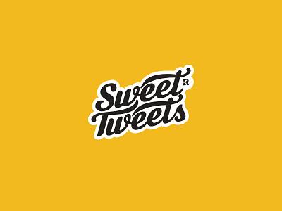 Sweet Tweet sweet republica design typography tweet ice cream type logotype logo