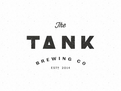 The Tank Brewing Co. Alt miami logotype logo icon design craft beer brewing brewery branding beer