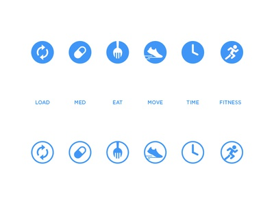Type 2 Icon Set
