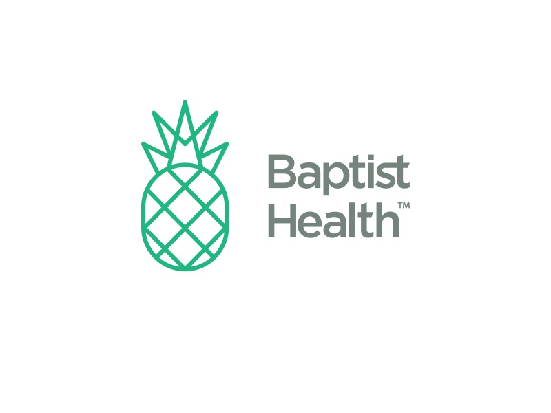 Baptist Health Rebrand health brand design redesign logotype logo branding