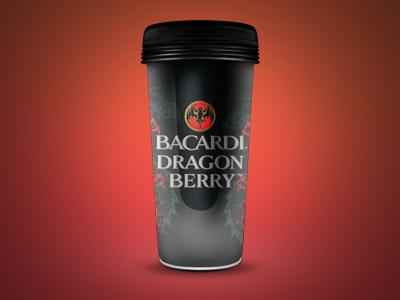 Bacardi Cup By Roberto Quinones On Dribbble