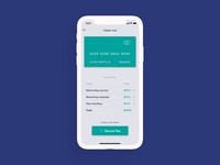 002 - Credit Card Checkout - Daily UI Challenge