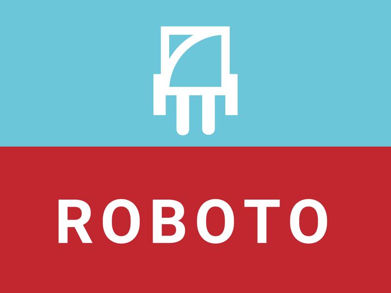 Roboto by Sean Ryan | Dribbble | Dribbble
