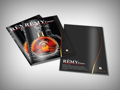 RémyTimes typography dtp magazine