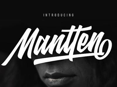 Mentari - Free Brush Script Font free freebie freebies graphic design portfolio download font fonts typeface typefaces