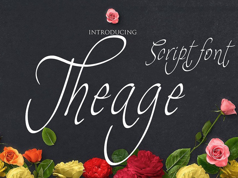 Theage Font