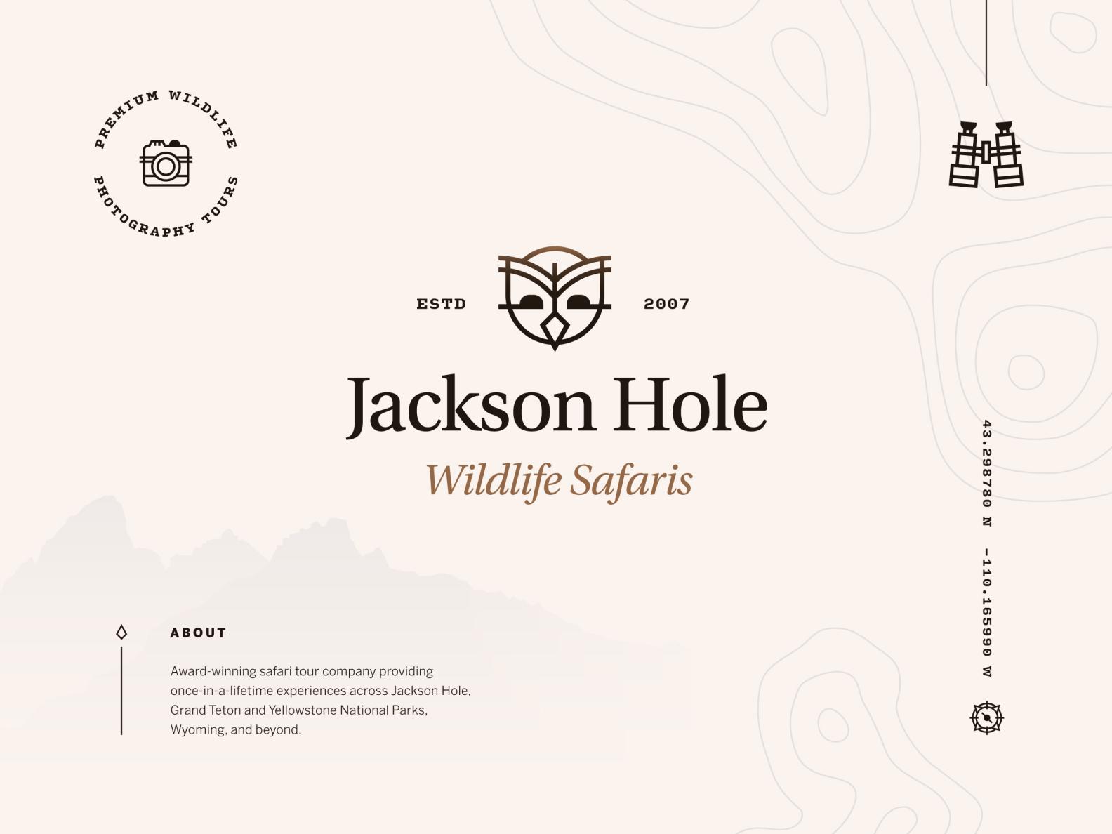 Jackson Hole Wildlife Safaris  —  9 𝑜𝑓 9
