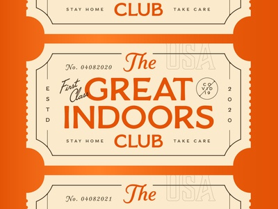 The Great Indoors!