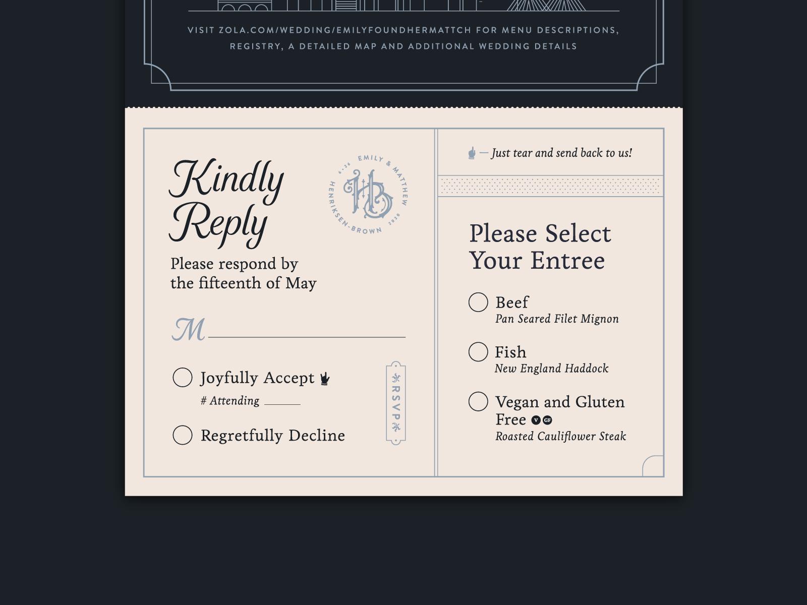 Henriksen-Brown Wedding — 2 𝑜𝑓 5